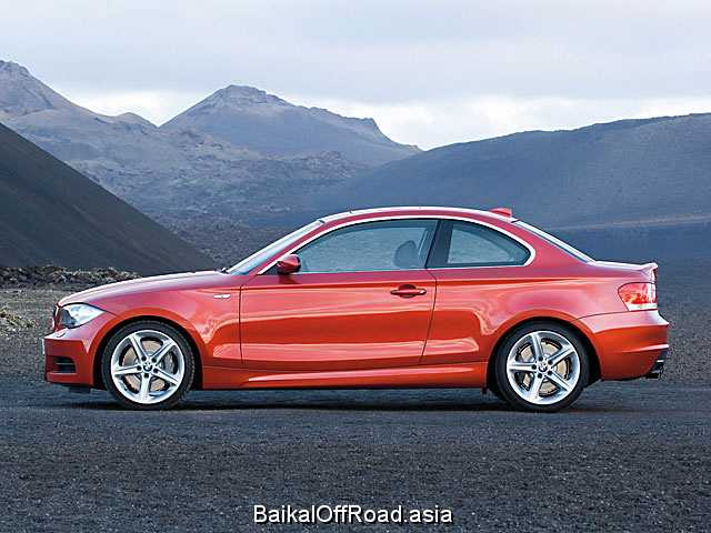 BMW 1 Series Coupe 3.5i (306Hp) (Механика)