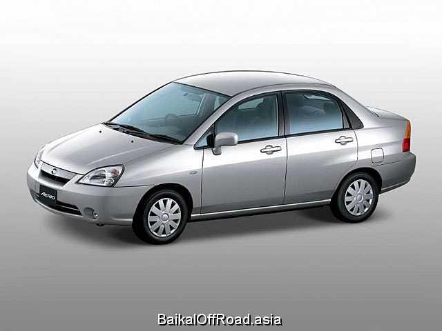 Suzuki Aerio 2.3 (155Hp) (Механика)