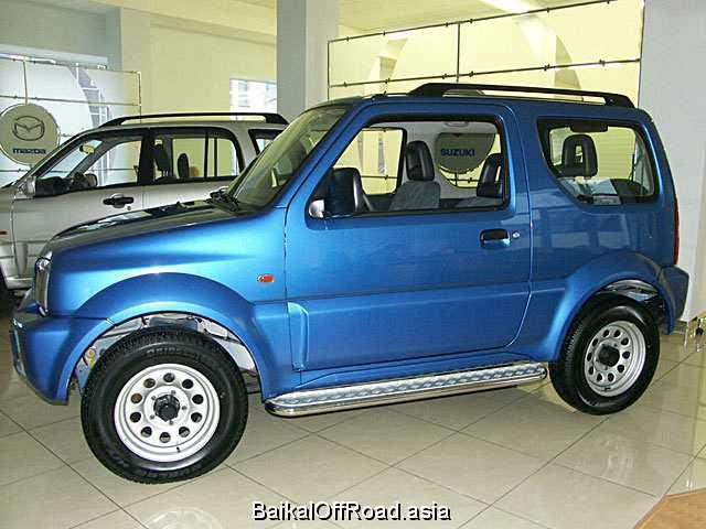 Suzuki Jimny 1.3 16V 4WD (80Hp) (Механика)