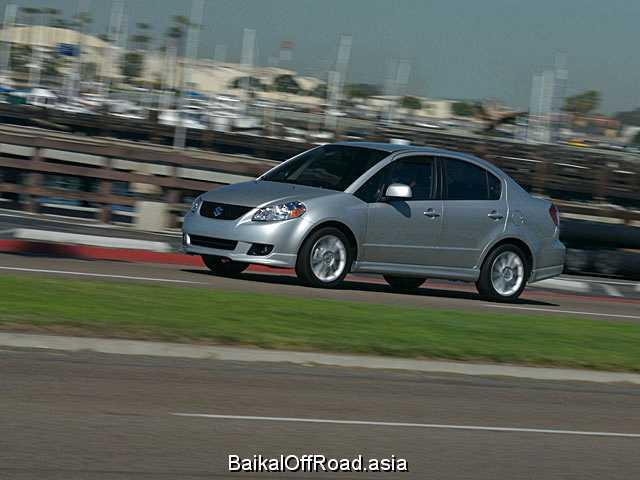 Suzuki SX4 Sedan 2.0 (145Hp) (Механика)