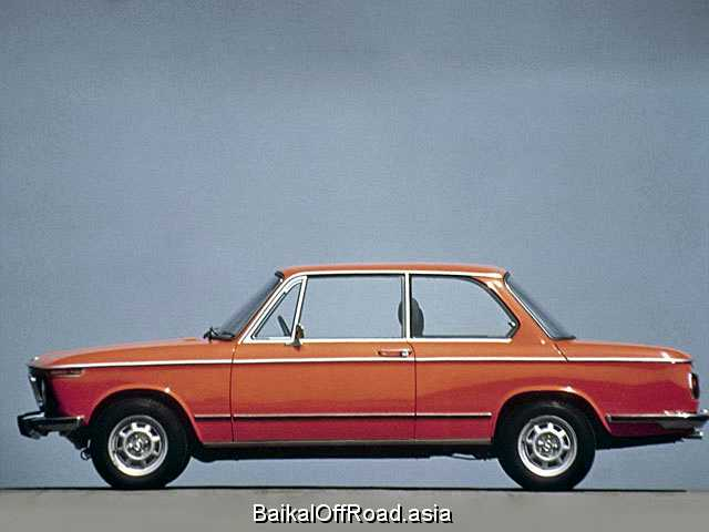 BMW 02 1802  (90Hp) (Автомат)