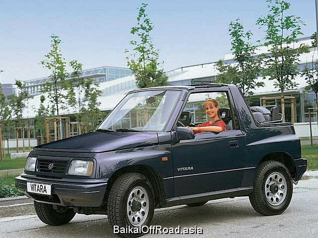 Suzuki Vitara Cabrio 1.6 (80Hp) (Автомат)
