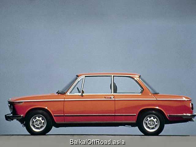 BMW 02 2002 Turbo (170Hp) (Механика)