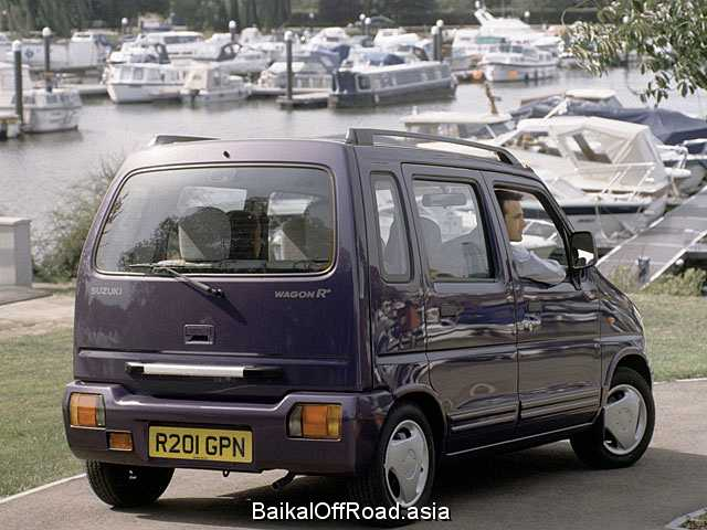 Suzuki Wagon R+ 1.0 i 12V (53Hp) (Механика)