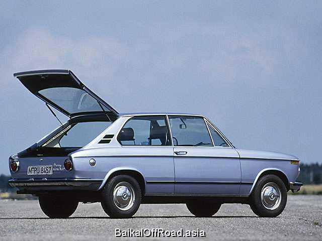 BMW 02 Cabrio 1600/2  (86Hp) (Механика)