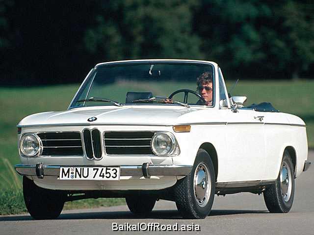 BMW 02 Cabrio 2002  (100Hp) (Механика)