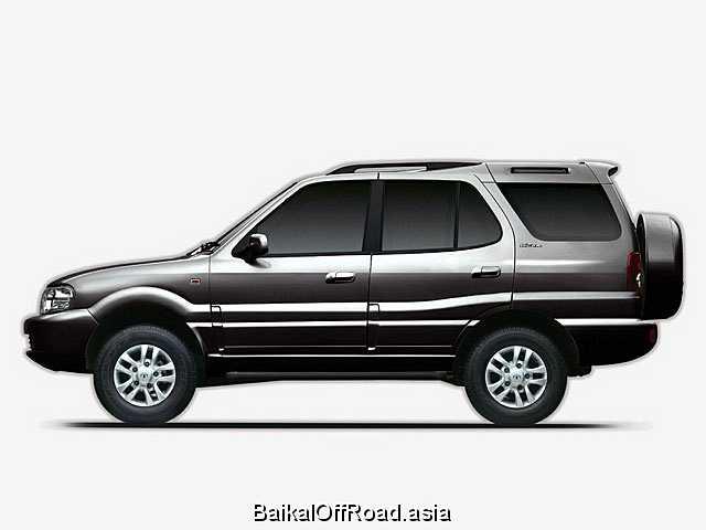 Tata Safari 1.9 TD (90Hp) (Механика)