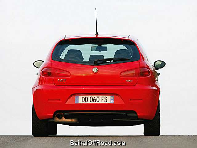 Alfa Romeo 147 1.6 i 16V T.Spark (120Hp) (Механика)