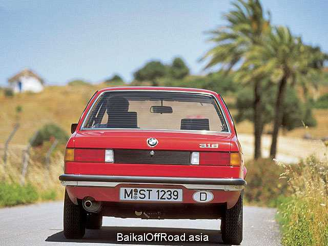 BMW 3 Series 318  (98Hp) (Механика)