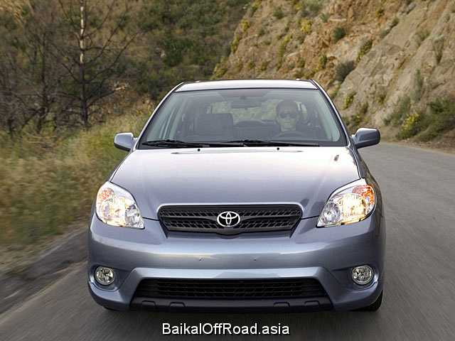 Toyota Matrix 1.8 i 16V AWD (124Hp) (Механика)