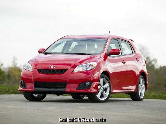 Toyota Matrix 2.4 (158Hp) (Механика)