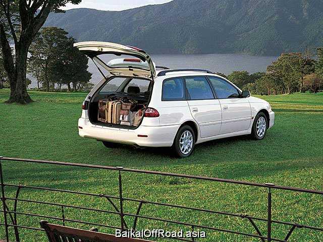Toyota Caldina 1.8 i 16V (115Hp) (Автомат)