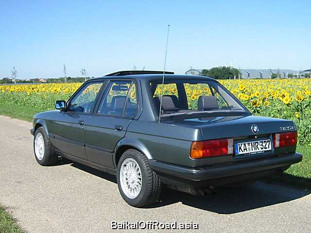 BMW 3 Series 324d  (86Hp) (Автомат)