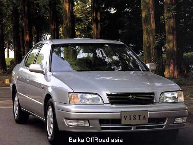 Toyota Vista 2.0 i 16V (133Hp) (Автомат)
