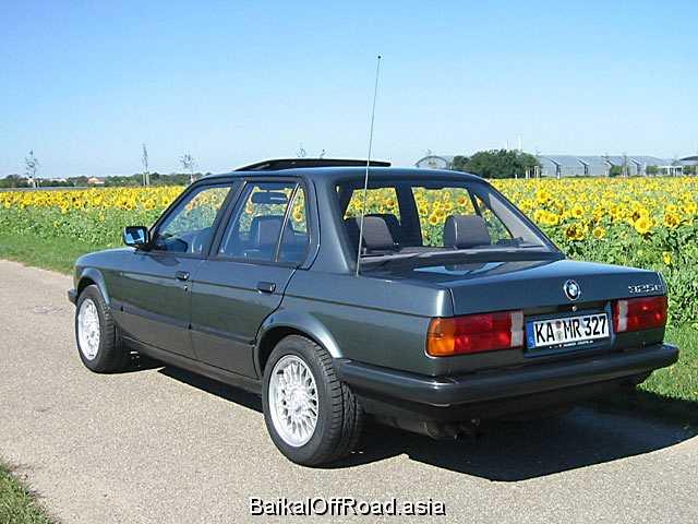 BMW 3 Series 324td  (115Hp) (Механика)