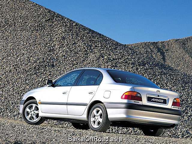 Toyota Avensis 1.8 (110Hp) (Механика)