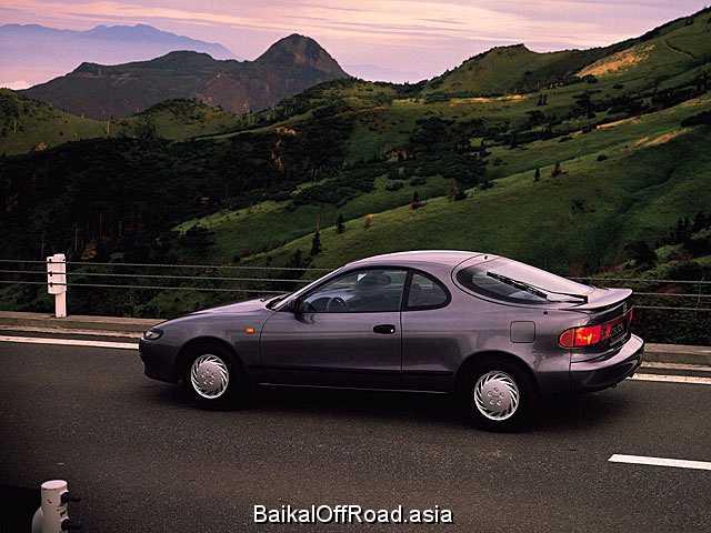 Toyota Celica Cabrio 2.0 GTi (156Hp) (Механика)