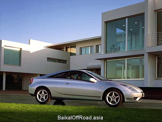 Toyota Celica 1.8 i GT- R (182Hp) (Механика)