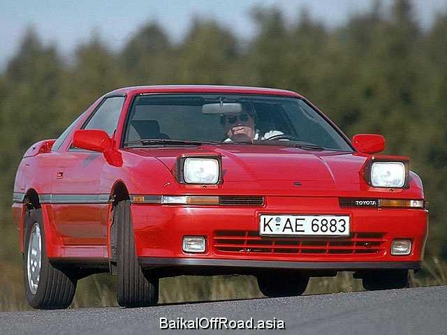 Toyota Supra 3.0 Turbo (238Hp) (Механика)