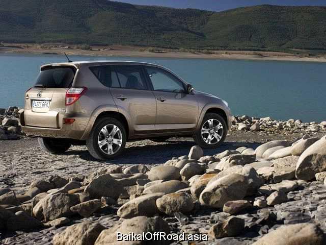 Toyota RAV4 (facelift) 2.0 (158Hp) (Механика)