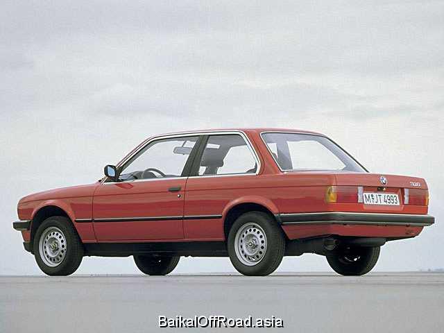BMW 3 Series Coupe 325iX  (170Hp) (Механика)