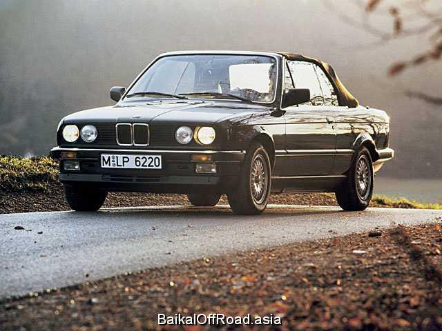 BMW 3 Series Cabrio 325i  (170Hp) (Механика)