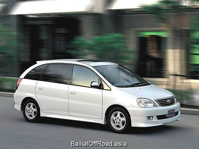 Toyota Sienna 3.0 i V6 24V (213Hp) (Автомат)