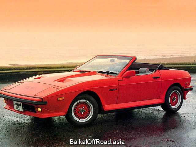 TVR 280 Coupe 2.8 i (150Hp) (Механика)