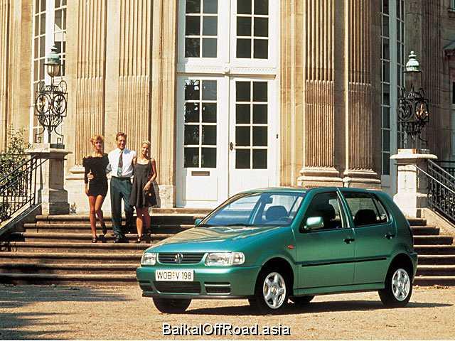 Volkswagen Polo 100 1.4 16V (100Hp) (Механика)
