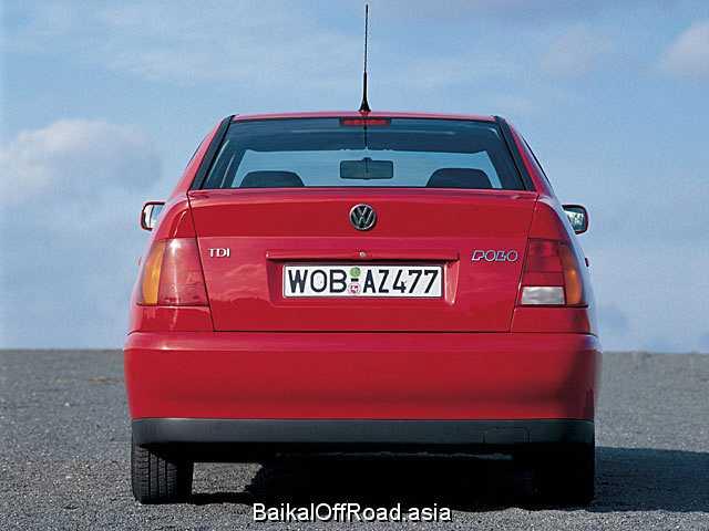 Volkswagen Polo Classic 68 1.9 SDI (68Hp) (Механика)