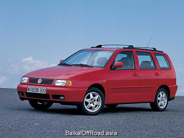 Volkswagen Polo Variant 1.6 (101Hp) (Автомат)