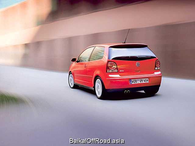 Volkswagen Polo 1.6 16V GTI (125Hp) (Механика)