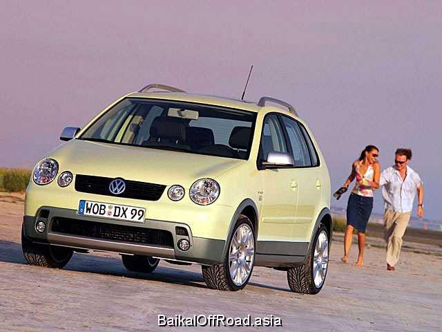 Volkswagen Polo Fun 1.4 i 16V (100Hp) (Механика)