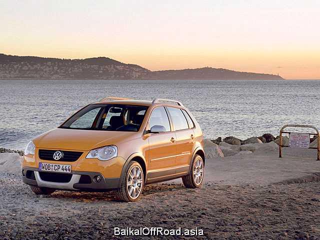 Volkswagen Cross Polo 1.2 12V (65Hp) (Механика)