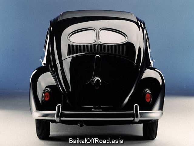 Volkswagen Kaefer 1300 1.3 (37Hp) (Механика)