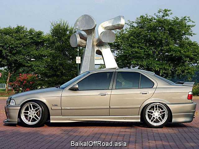 BMW 3 Series 325td  (115Hp) (Автомат)