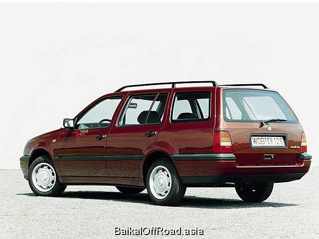 Volkswagen Golf Variant 2.0 (115Hp) (Механика)