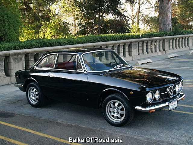 Alfa Romeo Alfetta 1.6 (107Hp) (Механика)