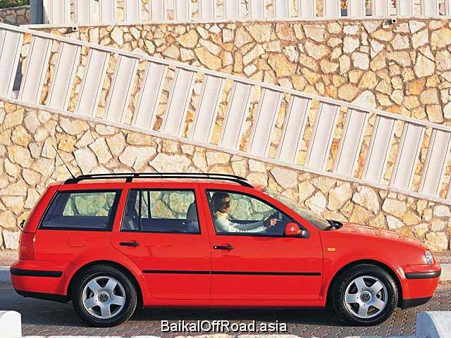 Volkswagen Golf Variant 2.8 V6 4motion (204Hp) (Механика)