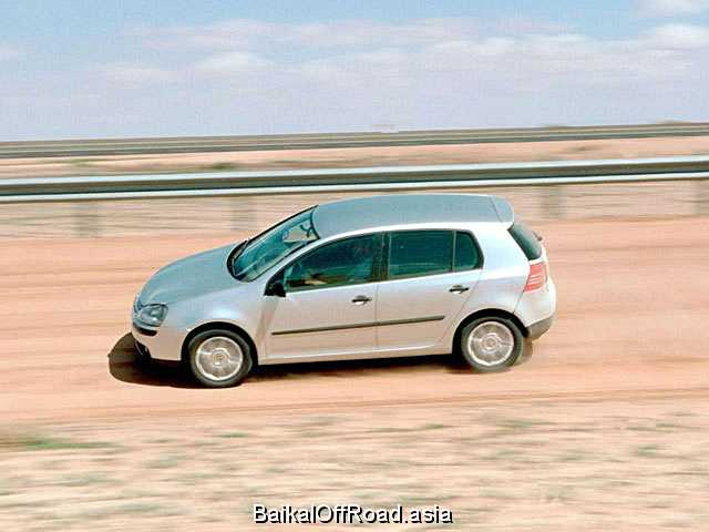 Volkswagen Golf 1.6 FSI (115Hp) (Автомат)