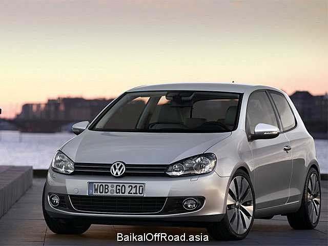Volkswagen Golf 2.0 16v TDI (110Hp) (Автомат)