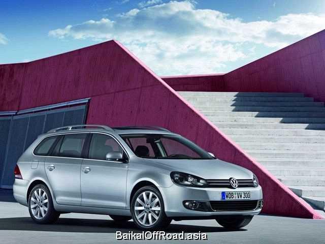 Volkswagen Golf Variant 1.6 (102Hp) (Механика)