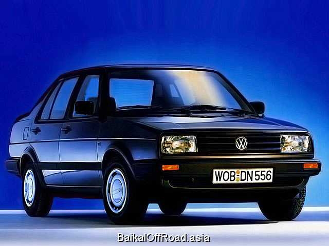 Volkswagen Jetta 1.6 (70Hp) (Автомат)