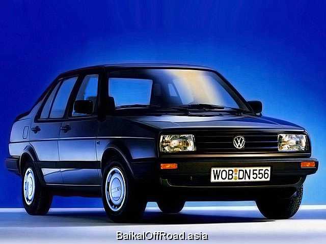 Volkswagen Jetta 1.8 i (90Hp) (Механика)