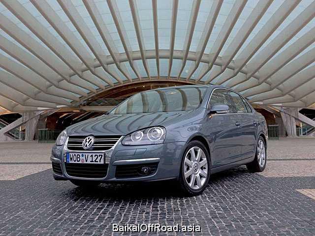 Volkswagen Jetta 2.0 FSI (150Hp) (Автомат)