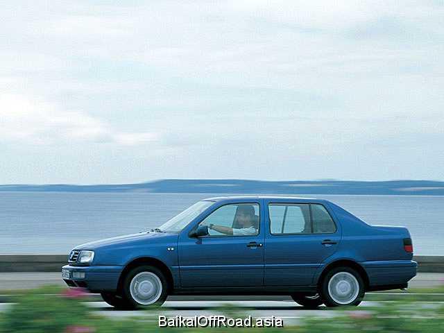 Volkswagen Vento 1.9 TDI (90Hp) (Механика)