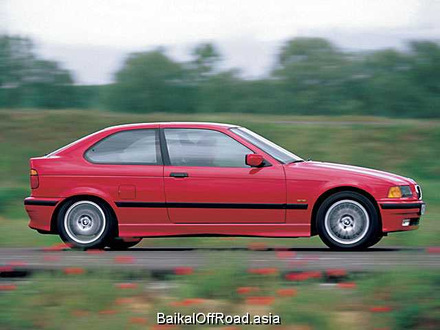 BMW 3 Series Compact 318ti  (140Hp) (Автомат)