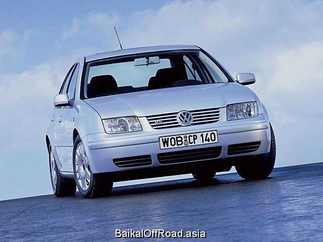 Volkswagen Bora 1.6 16V (105Hp) (Механика)