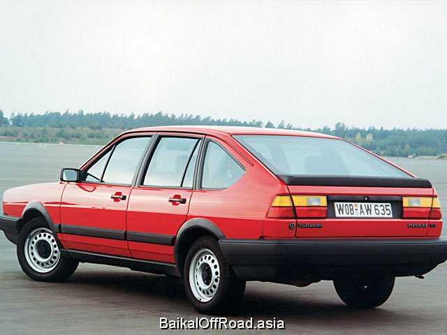 Volkswagen Passat 1.6 (85Hp) (Механика)
