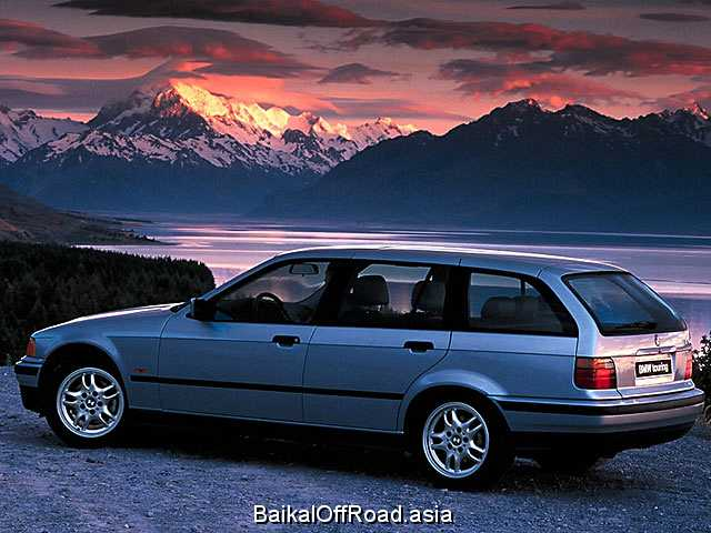 BMW 3 Series Touring 325tds  (143Hp) (Автомат)